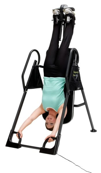 how to use an inversion table correctly
